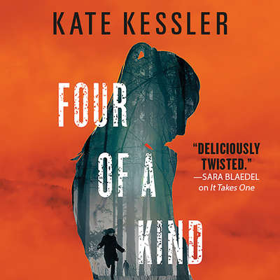 Four of a Kind Audiobook, by Kate Kessler