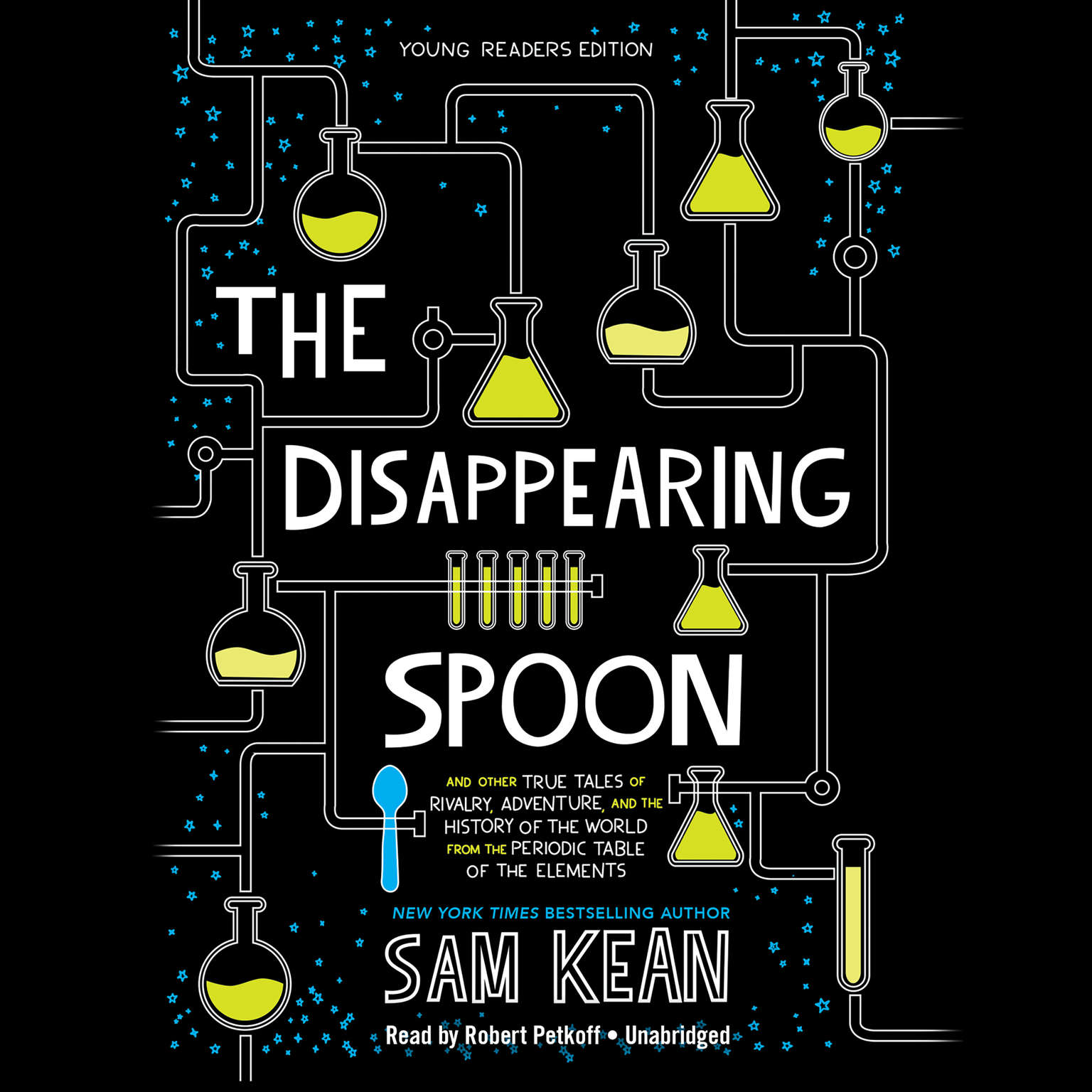 The disappearing spoon young readers edition audiobook listen click for printable size audiobook cover urtaz Gallery