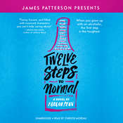 Twelve Steps to Normal Audiobook, by Farrah Penn|