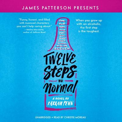 Twelve Steps to Normal Audiobook, by Farrah Penn