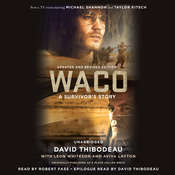 Waco Audiobook, by David Thibodeau, Leon Whiteson