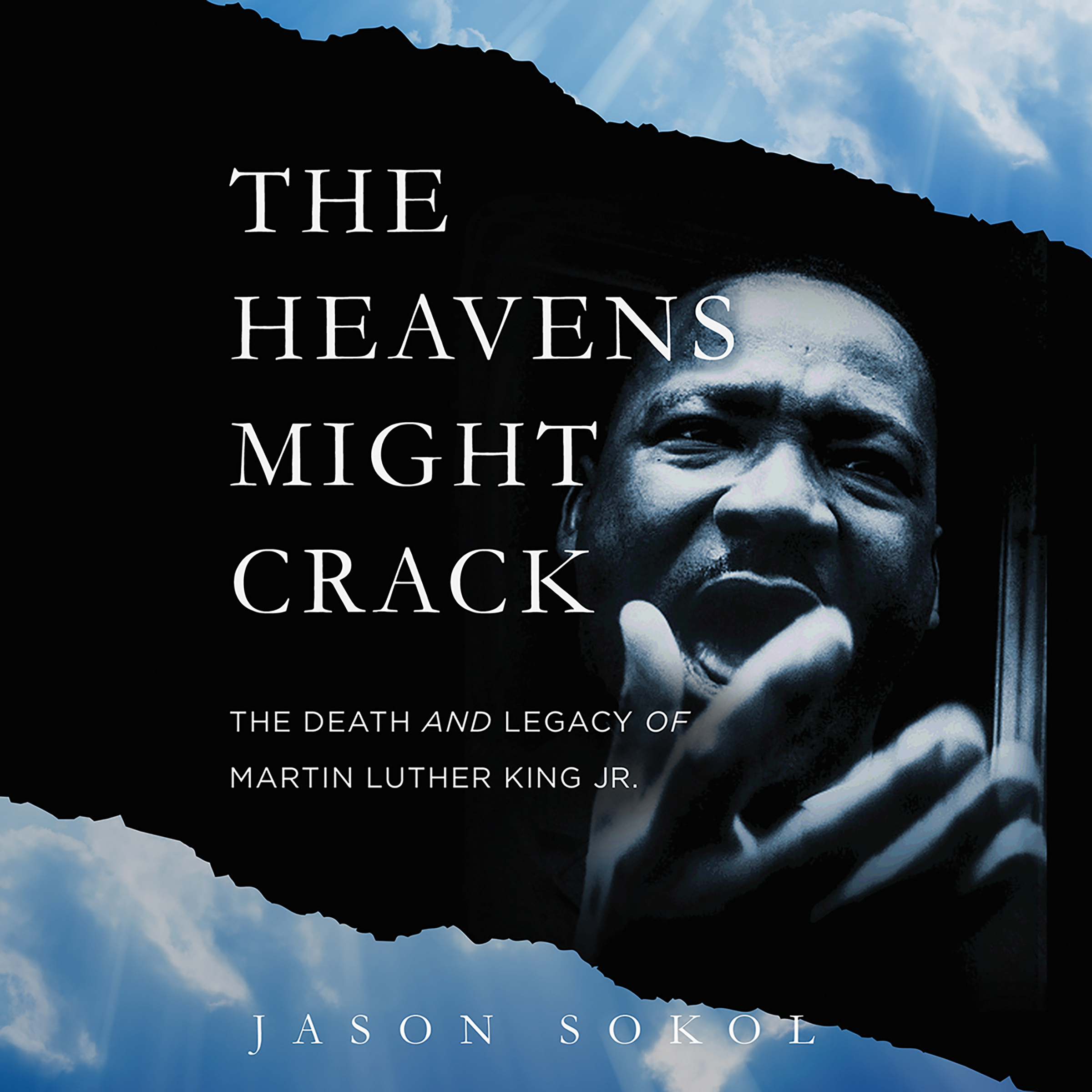 Printable The Heavens Might Crack: The Death and Legacy of Martin Luther King Jr. Audiobook Cover Art