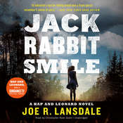 Jackrabbit Smile Audiobook, by Joe R. Lansdale