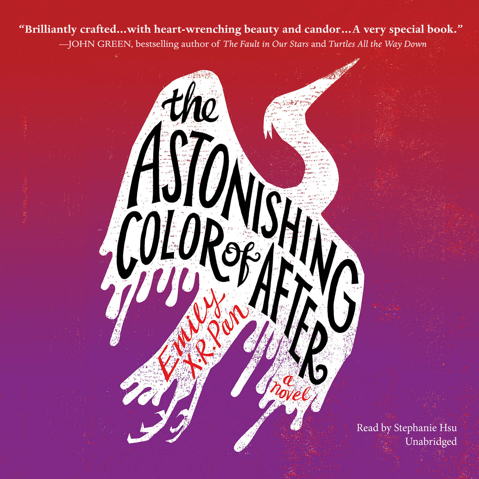 The Astonishing Color of After Audiobook, by Emily X. R. Pan