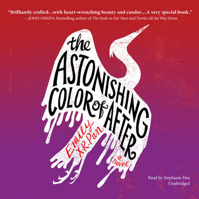 The Astonishing Color of After Audiobook, by Emily X.R. Pan