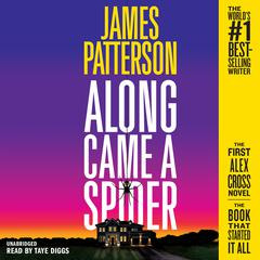 Along Came a Spider: 25th Anniversary Edition Audiobook, by