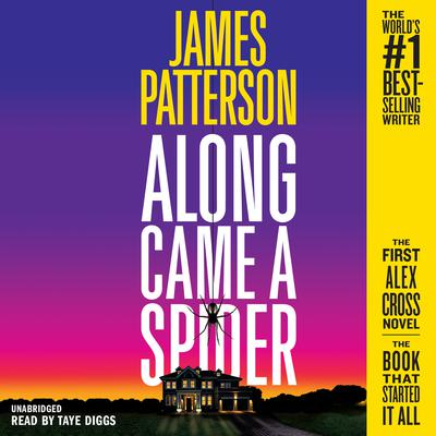 Along Came a Spider: 25th Anniversary Edition Audiobook, by James Patterson