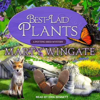 Best-Laid Plants Audiobook, by Marty Wingate