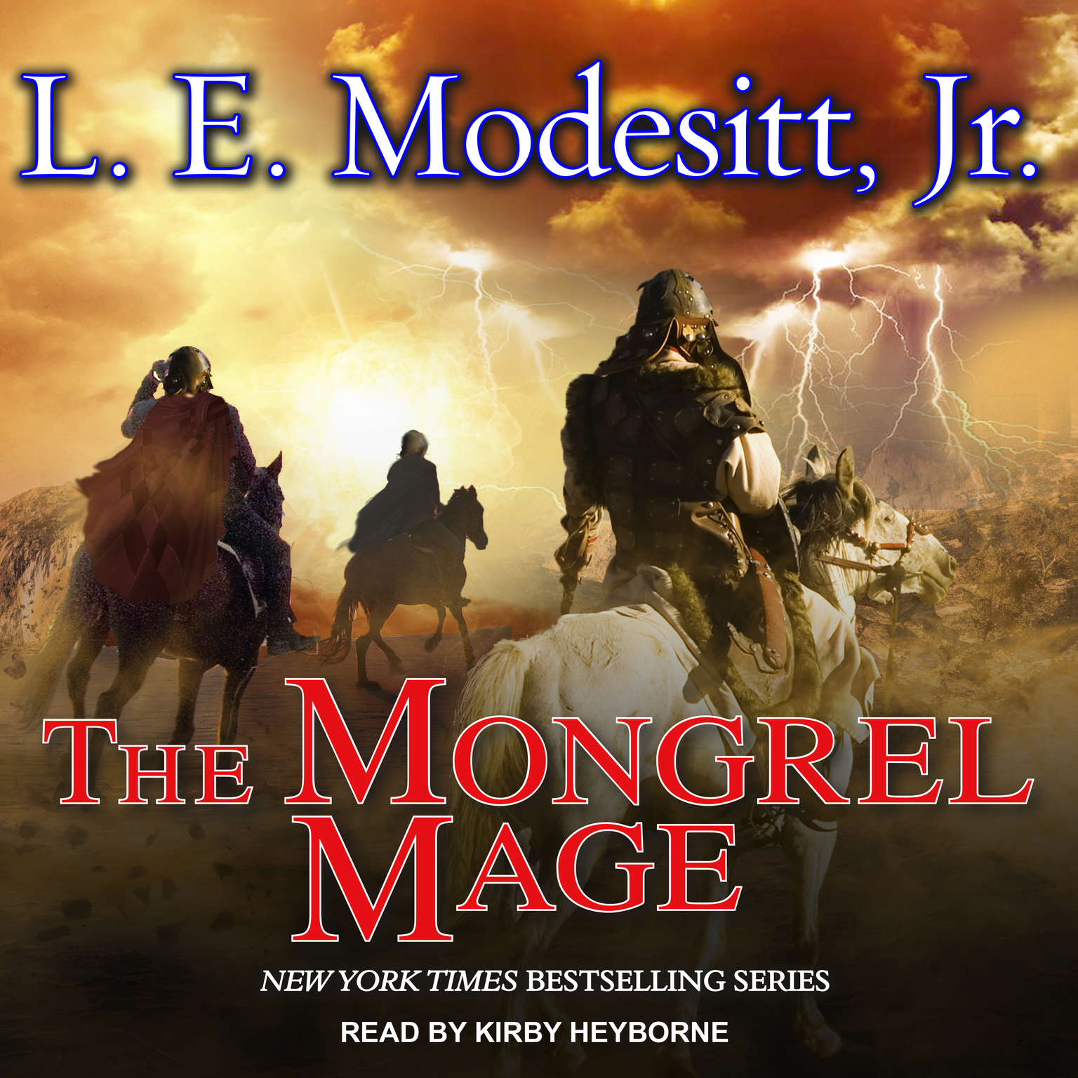 The Mongrel Mage Audiobook, by L. E. Modesitt