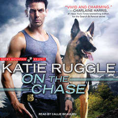 On the Chase Audiobook, by Katie Ruggle