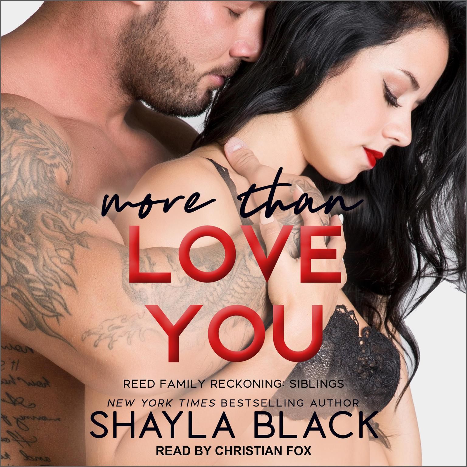 More Than Love You Audiobook, by Shayla Black