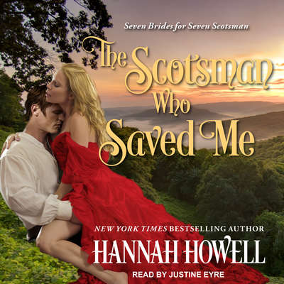 The Scotsman Who Saved Me Audiobook, by