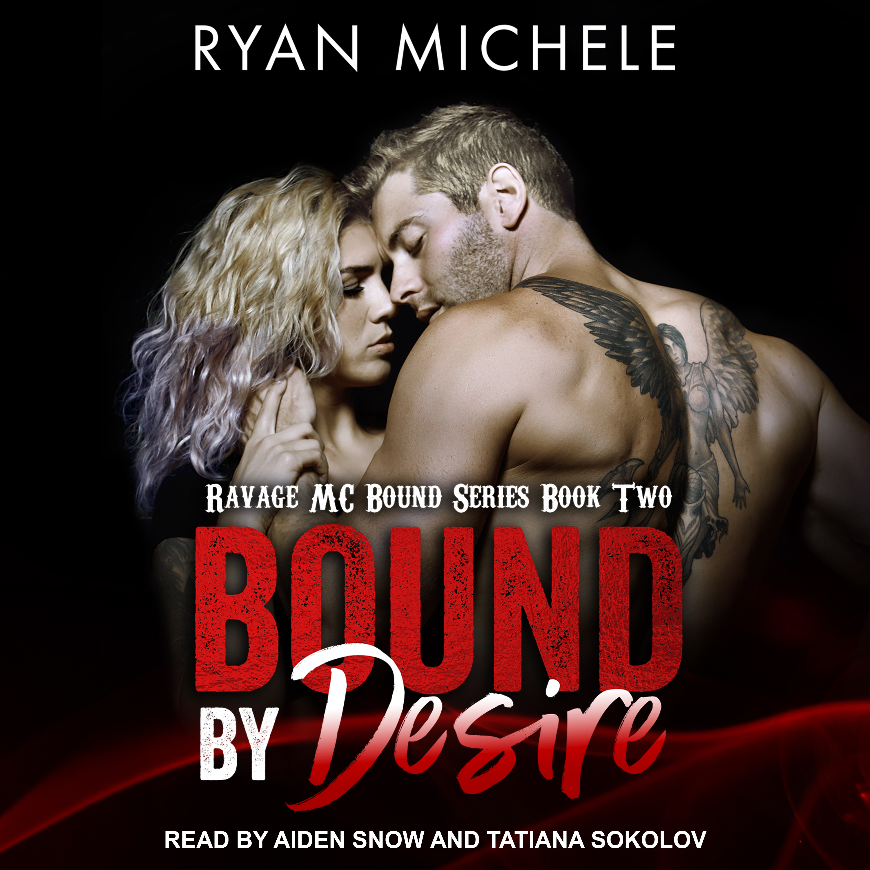 Printable Bound By Desire Audiobook Cover Art