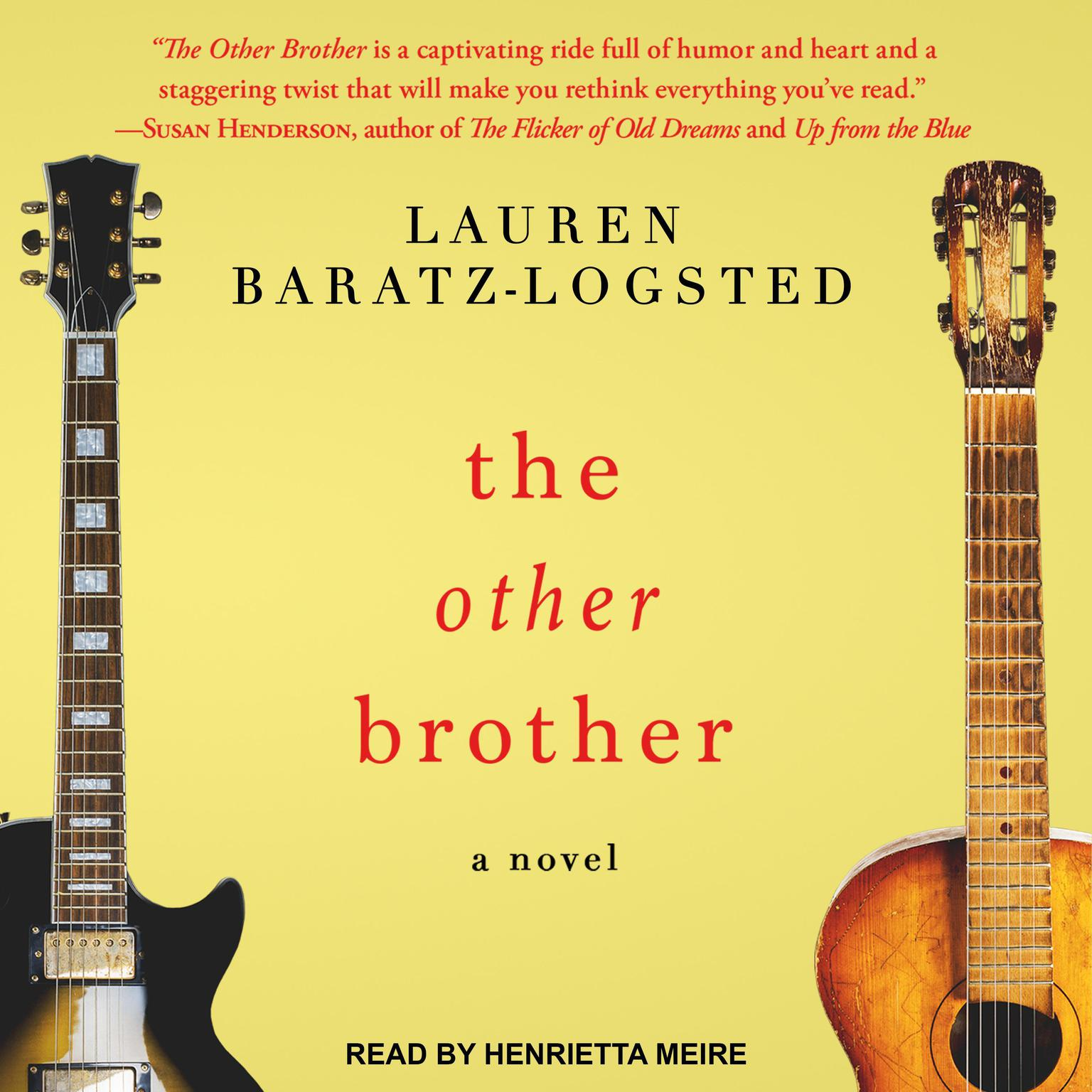 The Other Brother Audiobook, by Lauren Baratz-Logsted