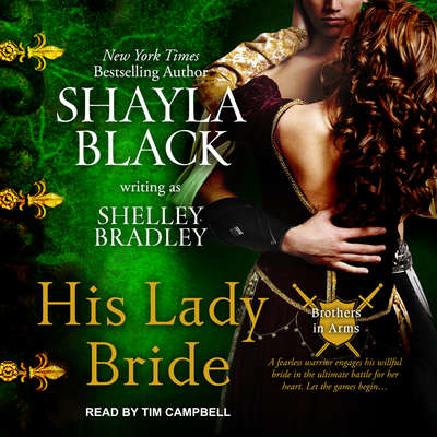 His Lady Bride Audiobook, by Shayla Black