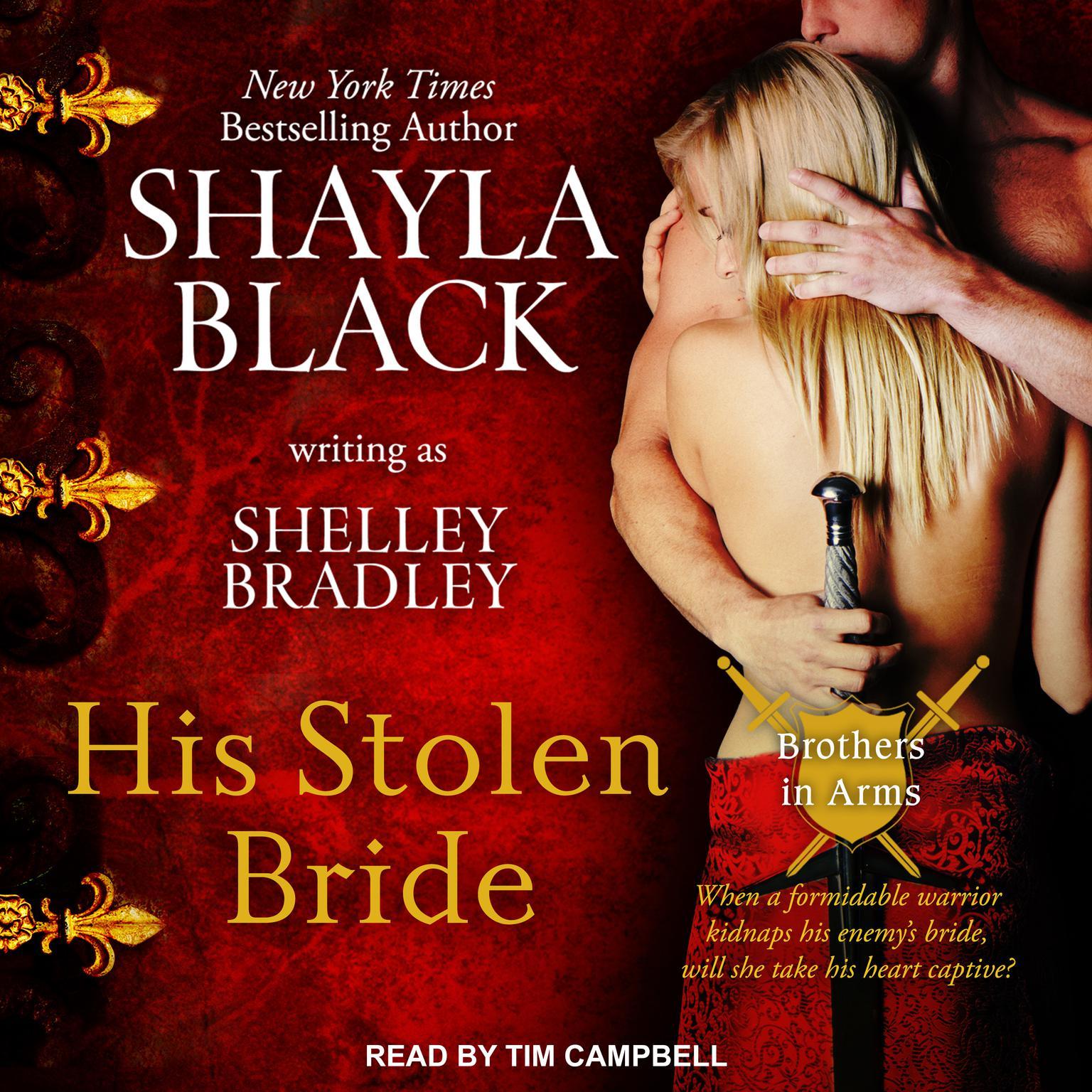 His Stolen Bride Audiobook, by Shelley Bradley