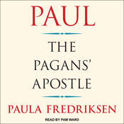 Paul: The Pagans Apostle Audiobook, by Paula Fredriksen
