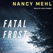 Fatal Frost Audiobook, by Nancy Mehl