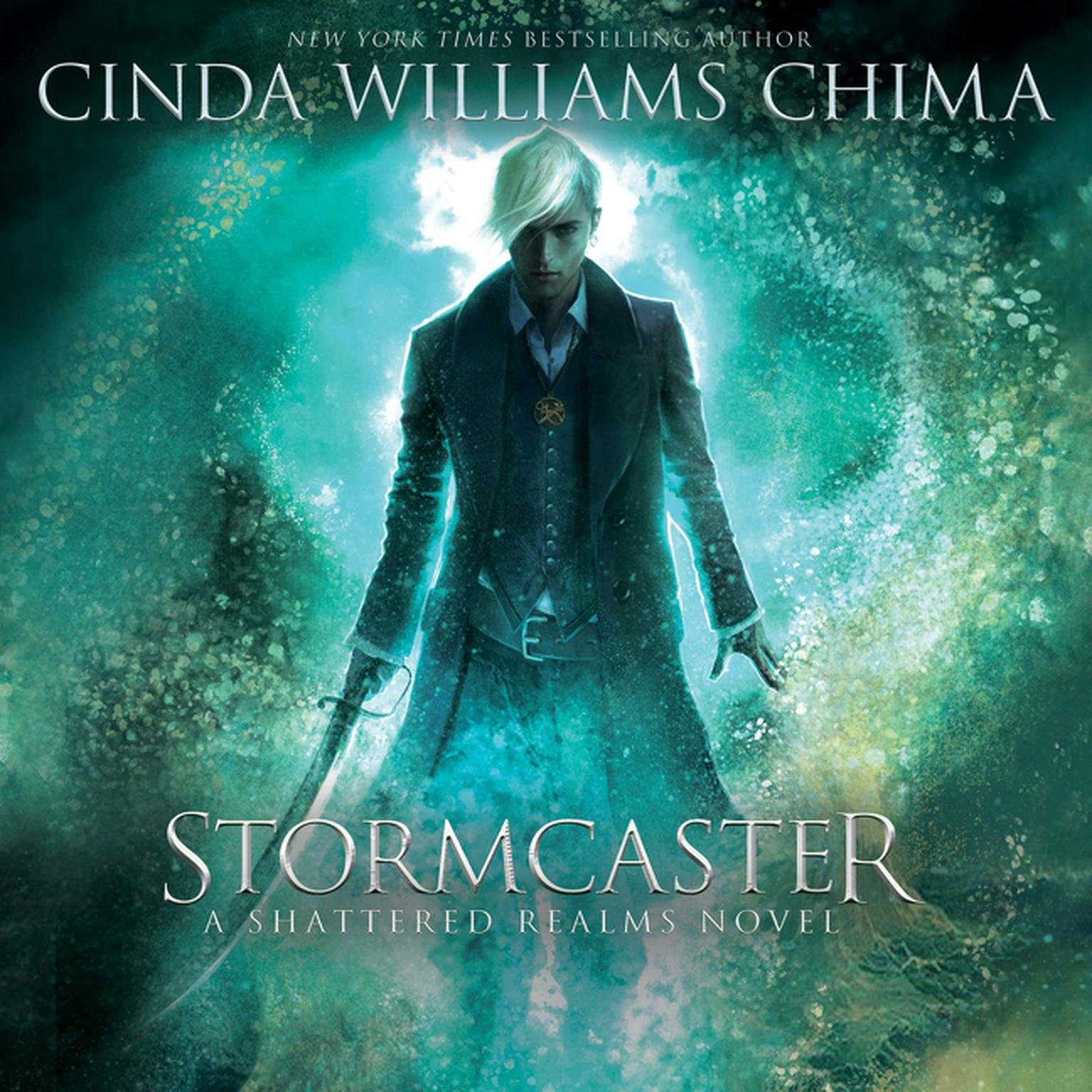 Printable Stormcaster Audiobook Cover Art