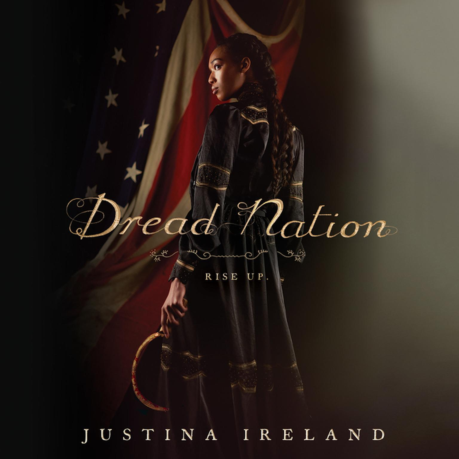 Printable Dread Nation Audiobook Cover Art