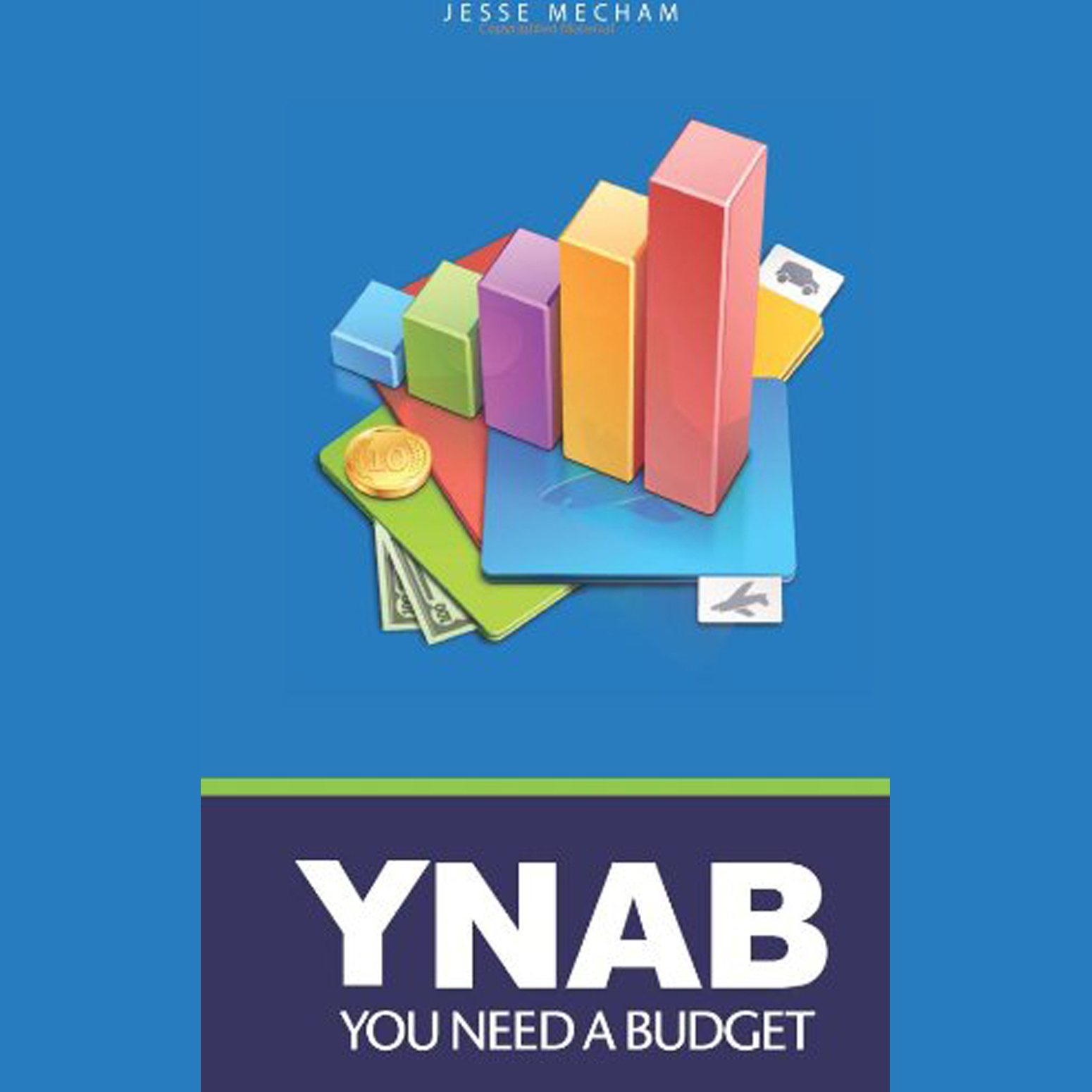Printable You Need a Budget: The Proven System for Breaking the Paycheck-to-Paycheck Cycle, Getting Out of Debt, and Living the Life You Want Audiobook Cover Art