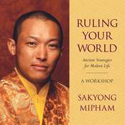 Ruling Your World: Ancient Strategies for Modern Life Audiobook, by Sakyong Mipham, Sakyong Mipham Rinpoche