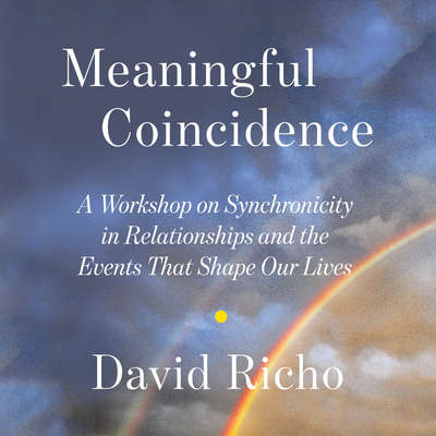 Meaningful Coincidence: A Workshop on Synchronicity in Relationships and the Events That Shape Our Lives Audiobook, by David Richo