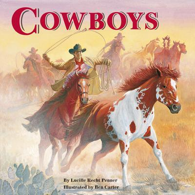 Cowboys Audiobook, by Lucille Recht Penner