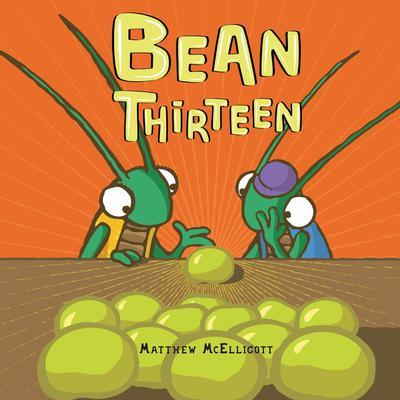 Bean Thirteen Audiobook, by Matthew McElligott