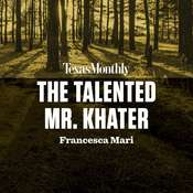 The Talented Mr. Khater Audiobook, by Francesca Mari