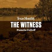 The Witness Audiobook, by Pamela Colloff|
