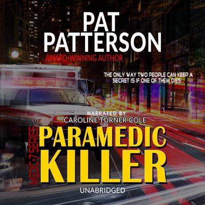 Paramedic Killer Audiobook, by Pat Patterson
