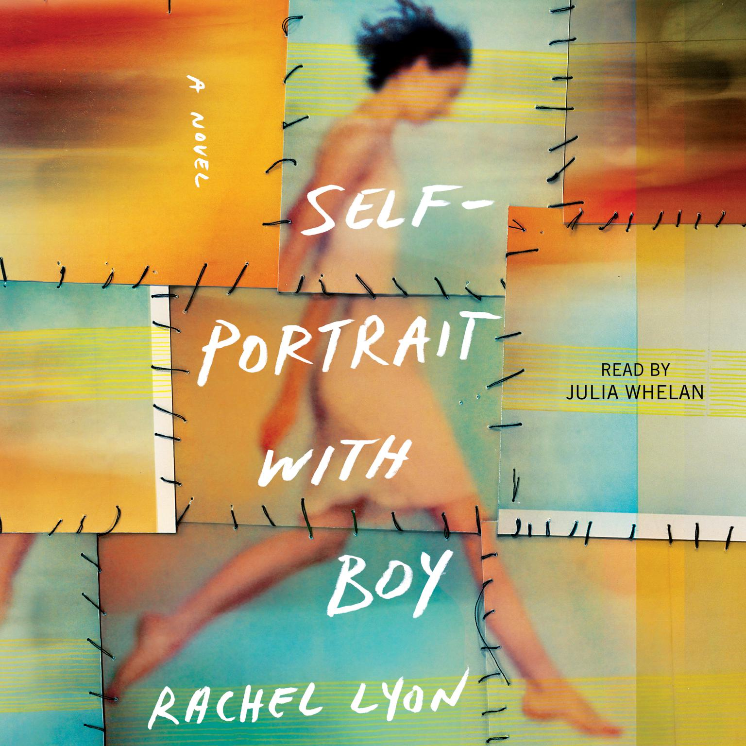 Printable Self-Portrait with Boy: A Novel Audiobook Cover Art