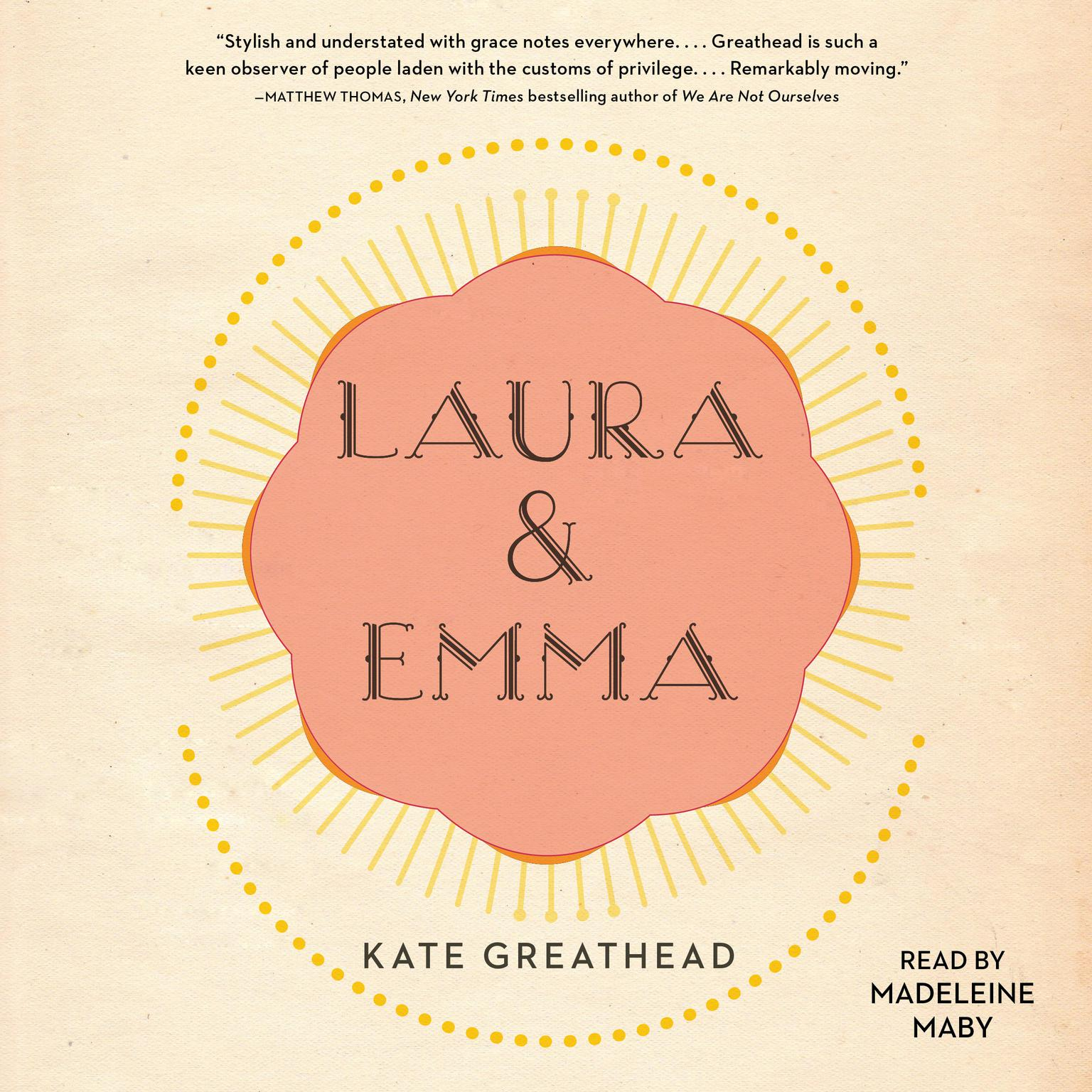 Laura & Emma Audiobook, by Kate Greathead