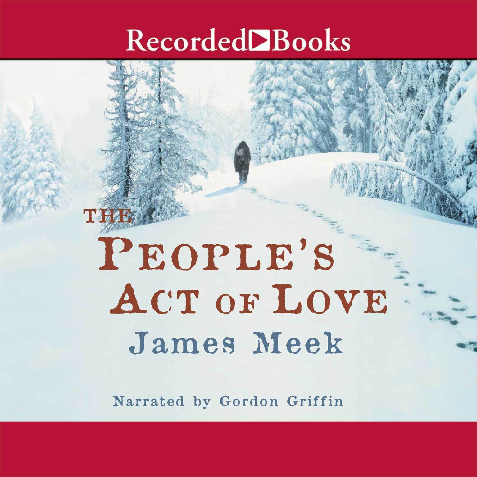 Printable People's Act of Love Audiobook Cover Art