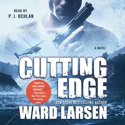 Cutting Edge: A Novel Audiobook, by Ward Larsen
