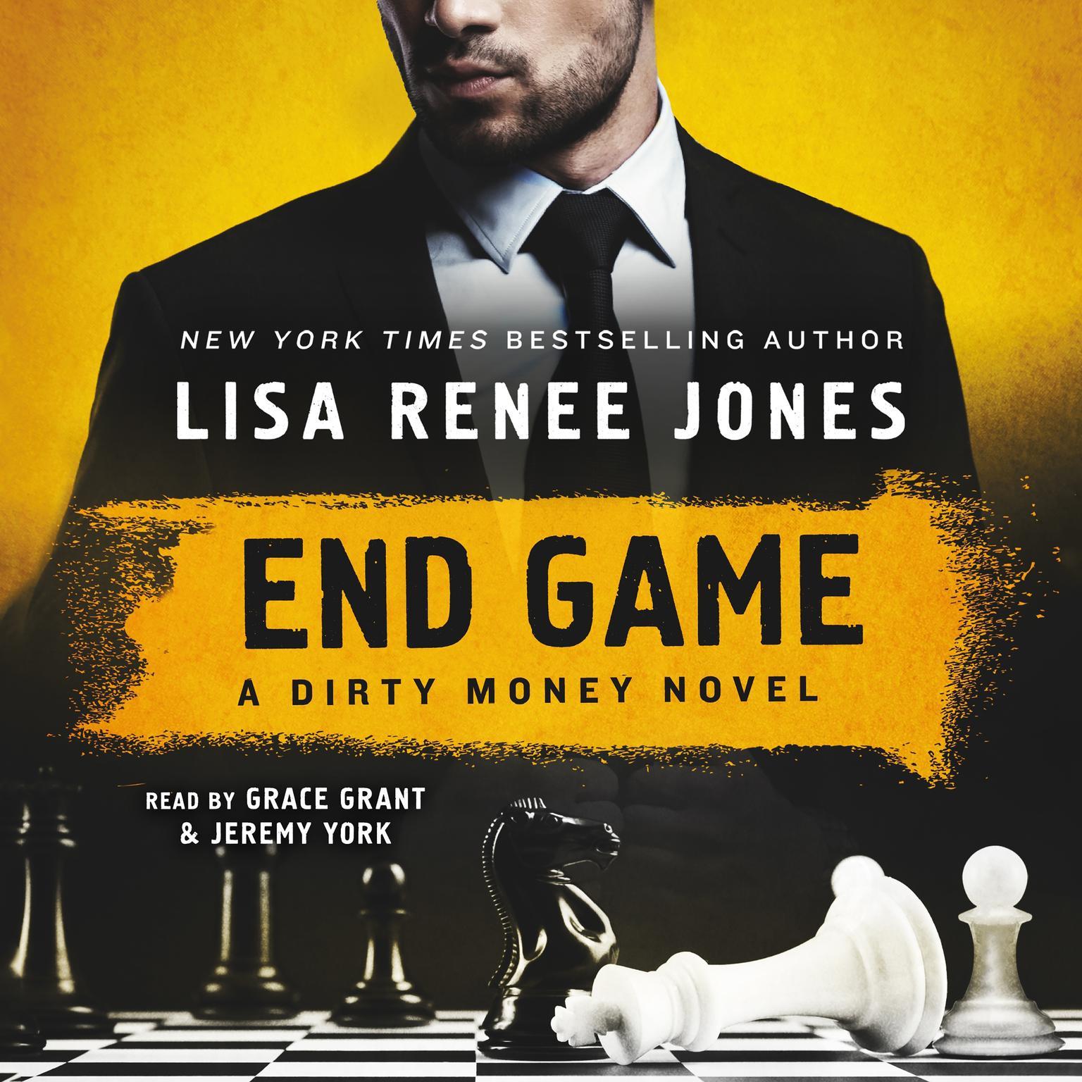 End Game: A Dirty Money Novel Audiobook, by Lisa Renee Jones