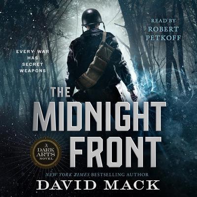 The Midnight Front: A Dark Arts Novel Audiobook, by David Mack
