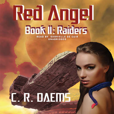 Raiders Audiobook, by C. R. Daems