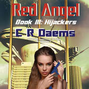 Hijackers Audiobook, by C. R. Daems