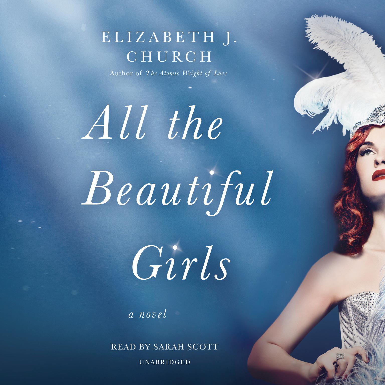 Printable All the Beautiful Girls: A Novel Audiobook Cover Art