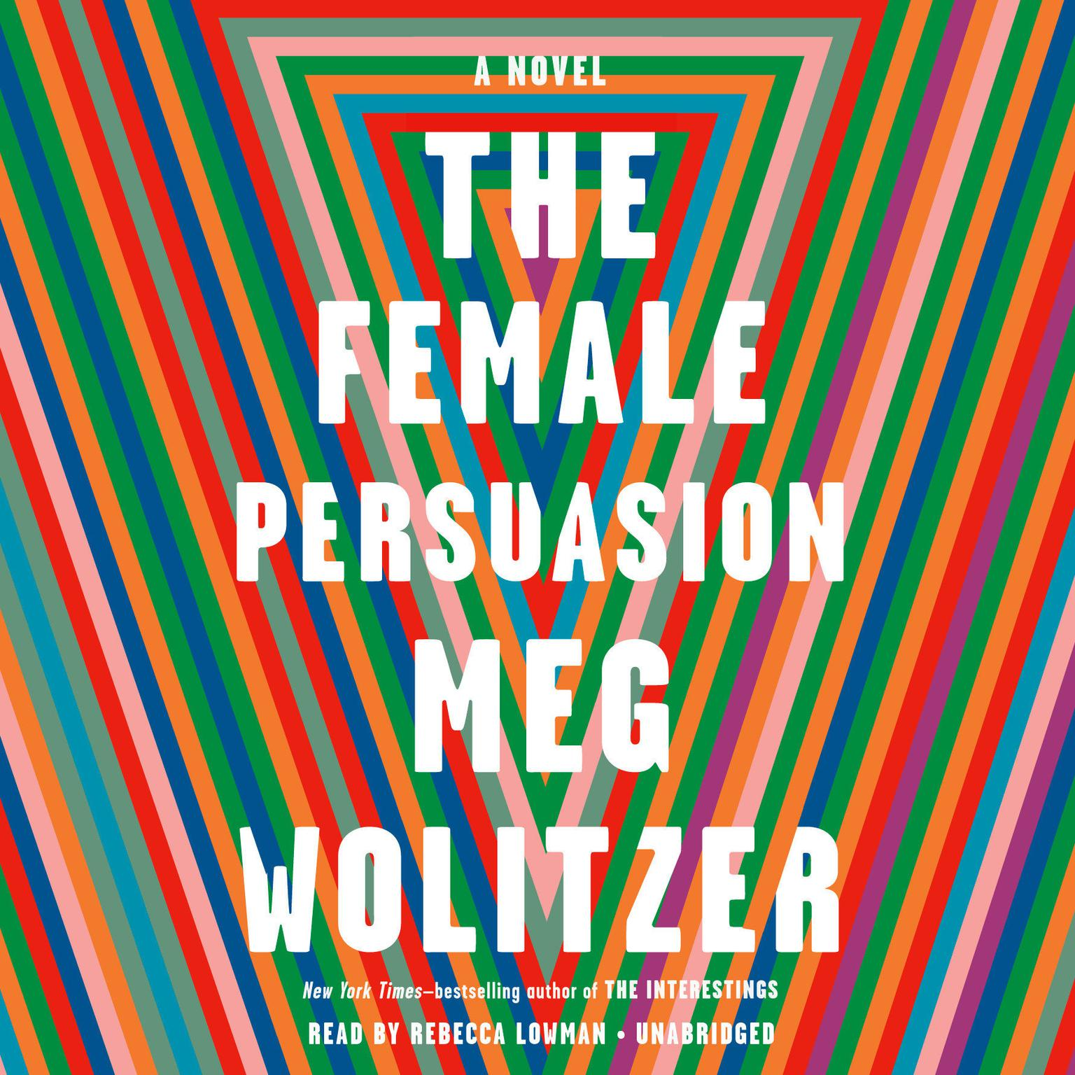 Printable The Female Persuasion: A Novel Audiobook Cover Art