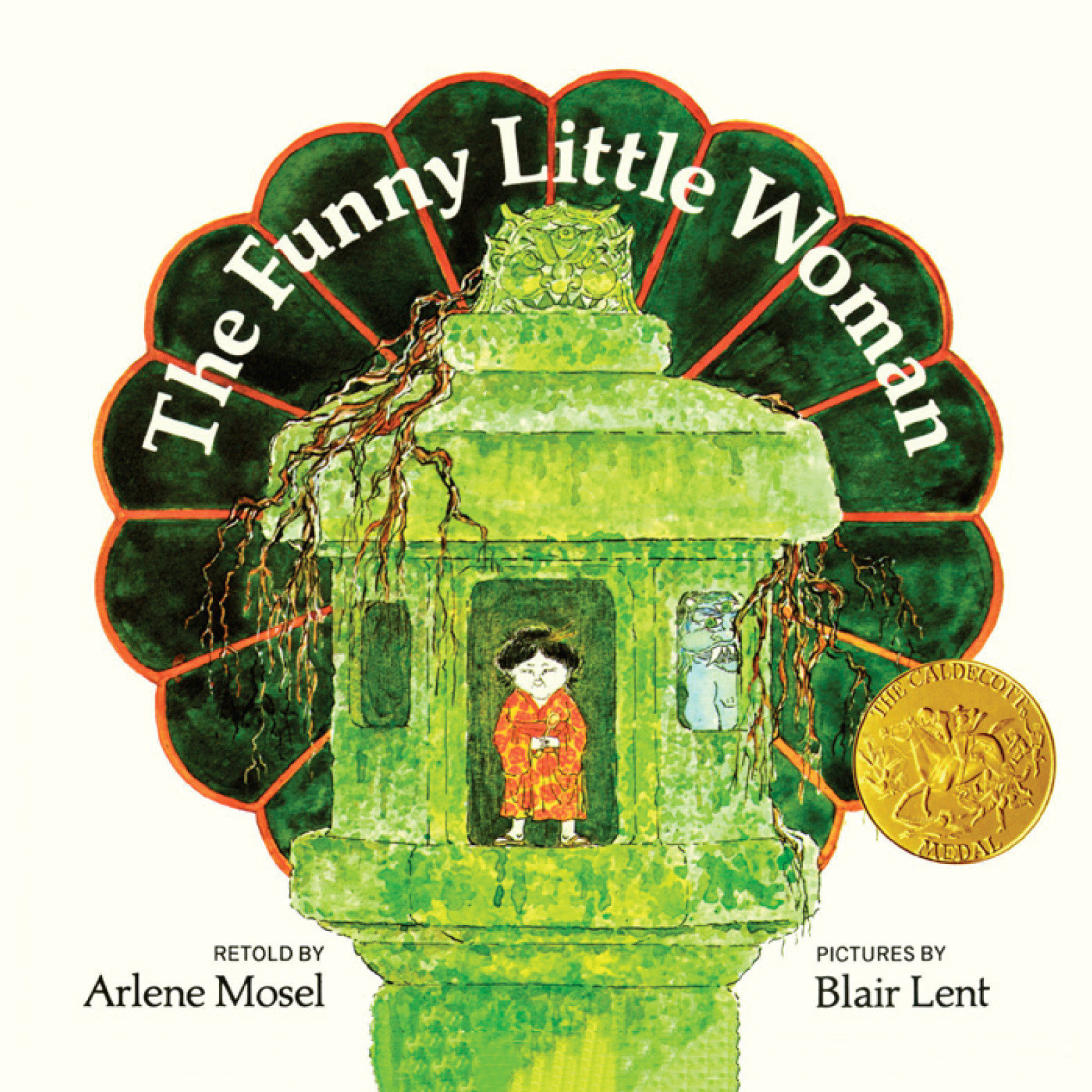 Printable The Funny Little Woman Audiobook Cover Art