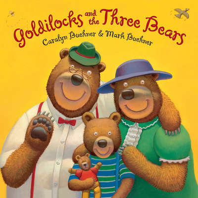 Goldilocks and the Three Bears Audiobook, by Mark Buehner