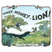 Honey... Honey... Lion! Audiobook, by Jan Brett