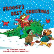Froggy's Best Christmas Audiobook, by Jonathan London
