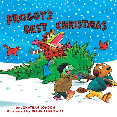 Froggys Best Christmas Audiobook, by