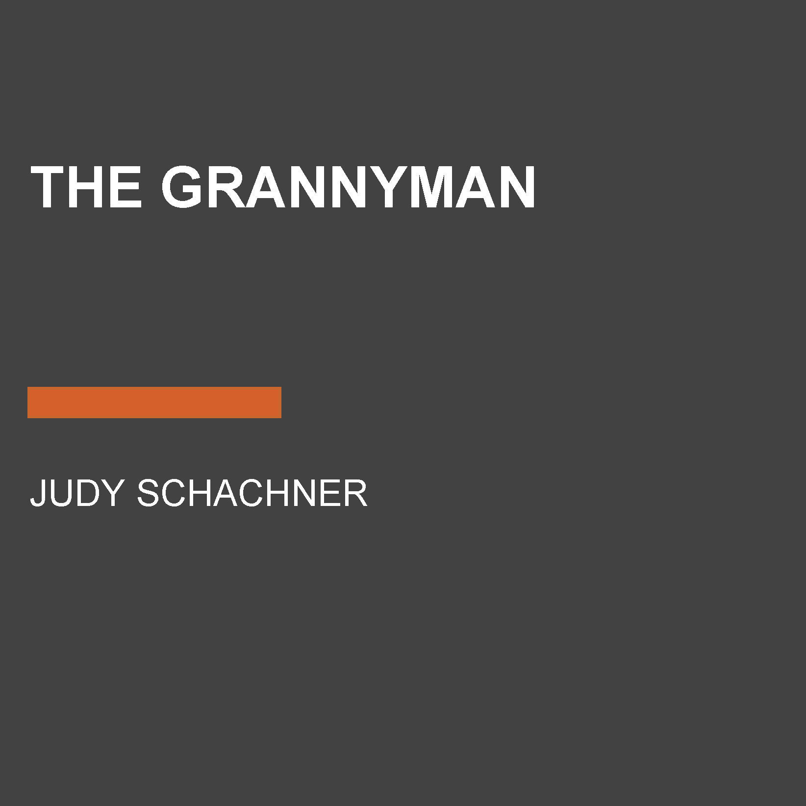 Printable The Grannyman Audiobook Cover Art