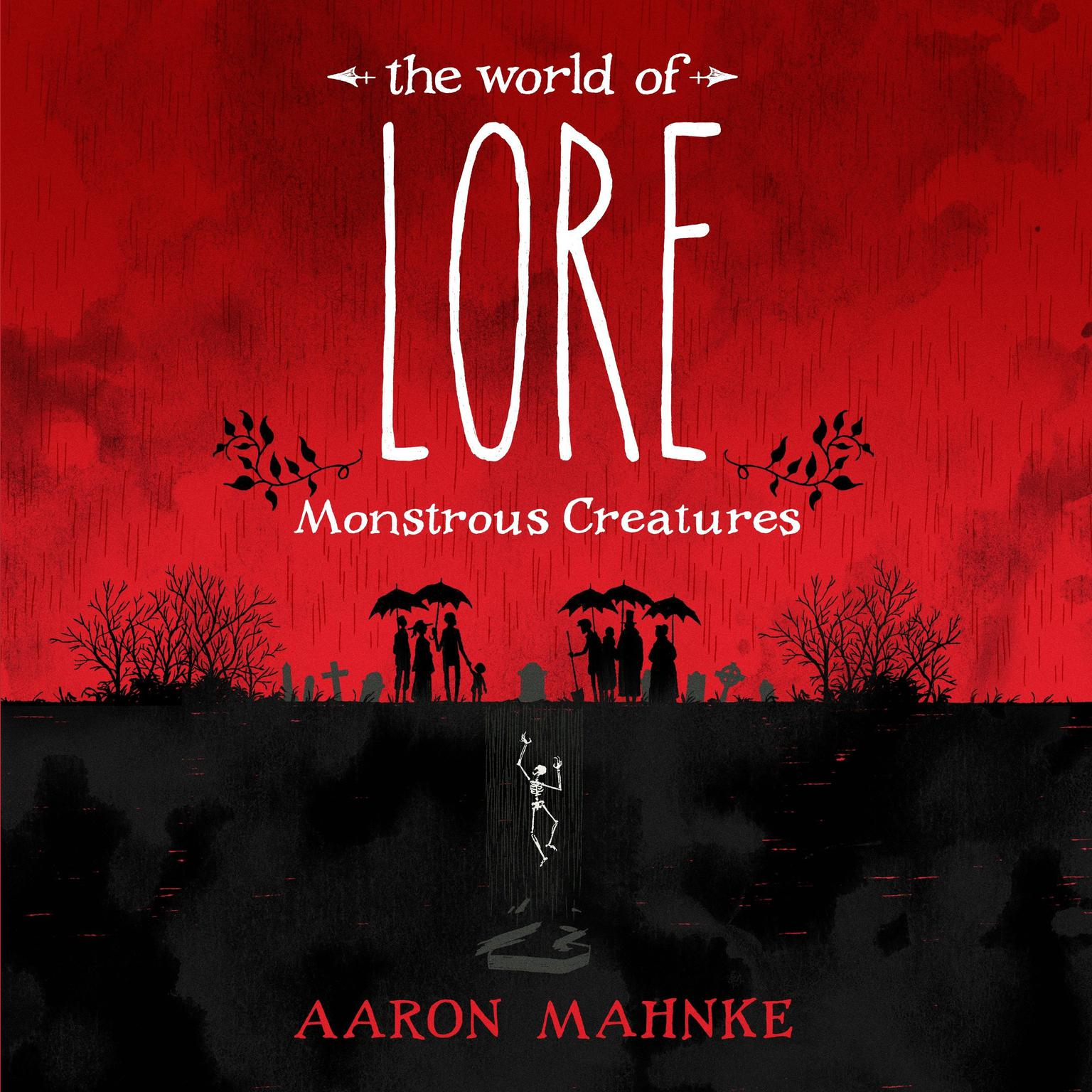 Printable The World of Lore: Monstrous Creatures Audiobook Cover Art