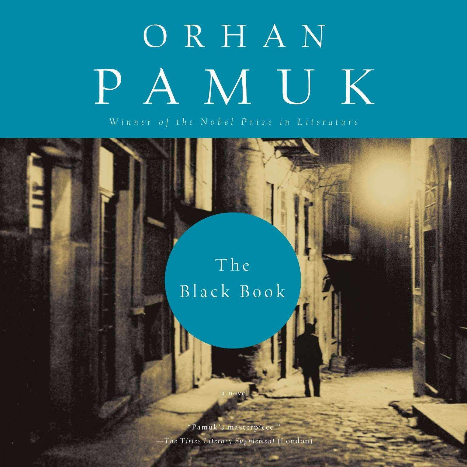 The Black Book Audiobook, by Orhan Pamuk
